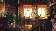 Un sublime spot façon Miyazaki invite au voyage et au rêve