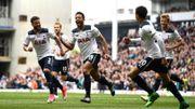 Dembélé montre la voie à Tottenham qui se balade contre Bournemouth