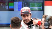 Fernando Alonso, libre après LeMans et bientôt sur les traces de Jacky Ickx?