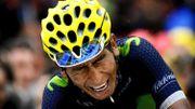 Nairo Quintana s'impose sous la neige au Tour des Asturies