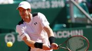 Murray, Raonic et Wawrinka en quart de finale à Monte-Carlo