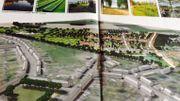 Le quartier intégrera intelligemment agriculture, mobilité douce et lieux partagés.