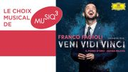 Franco Fagioli, aussi brillant et conquérant que Jules César dans ce récital d'airs d'opéra de Leonardo Vinci