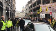 Plus de 1000 personnes à la marche contre le pacte de Marrakech à Bruxelles
