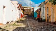 Cuba, figé dans le passé, vit comme au siècle dernier, à l'image du centre historique de Trinidad.