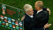 """Didier Deschamps et les """"critiques"""" belges : """"Si le football, c'est se faire des papasses..."""""""