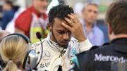 Lewis Hamilton écope déjà d'une pénalité
