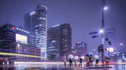 A Séoul, les lampadaires permettent de vous connecter au wifi ou de recharger votre voiture électrique
