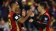 """Eden Hazard """"le patron"""" et la """"personnalité"""" de Youri Tielemans"""