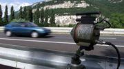 Un radar débarqué du véhicule