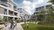 Ce nouveau pôle emploi-formation sera une zone mixte. Puisque le projet Rogier II prévoit de construire du logement privé et public ainsi que des bureaux et la future Cité des Métiers. Des espaces verts et un plan énergétique aux normes actuelles ont été prévus.
