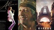 Aline, Kaamelott et Eiffel : focus sur les sorties de films français prévues en 2021