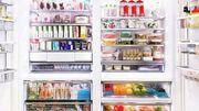 """Pour ranger votre frigo comme Kim Kardashian, passez à la méthode """"home edit"""""""