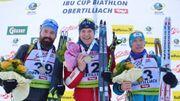 Rösch, 2e de l'Individuel d'Obertilliach, offre un premier podium à la Belgique en IBU Cup