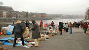 Votomaton à Namur: les Namurois peu mobilisés
