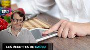 La târte al Djote selon Carlo