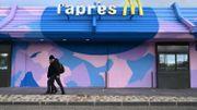 Marseille: lancement symbolique d'un fast-food social dans un ex-McDo