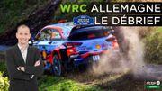 Neuville très performant et positif, Tanak imperturbable : Le débriefing du Rallye d'Allemagne
