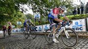 """Tour des Flandres: Mathieu van der Poel considère le """"Ronde"""" comme le point culminant de sa saison"""