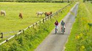 Le vélo, une activité très prisée dans les Cantons de l'Est