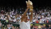 """Federer: """"Si je vous avais dit que je gagnerais deux Grand Chelem, vous auriez rigolé"""""""