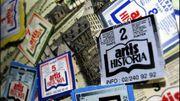 La Revue de presse : les points Artis Historia gardent la cote