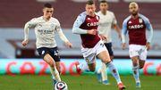 Manchester City bat Aston Villa et se rapproche du titre
