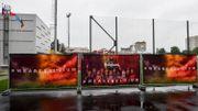 Les premières images du centre d'entrainement des Diables à Moscou