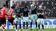 La victoire du PSV contre l'Ajax? C'était grâce à Luc Nilis...