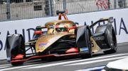 Vergne s'impose en Formule E à Monaco, Vandoorne 11ème, D'Ambrosio 13ème
