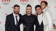 "Le groupe 'Oscar and the Wolf' remporte le prix ""European Border Breakers Award"""