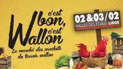 C'est bon, c'est Wallon : le marché des produits du terroir wallon