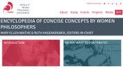 Les femmes en philosophie : un site web met en lumière leurs contributions à travers l'Histoire