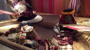 De l'art divin du textile : Inca Dress Code