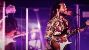 Ziggy Marley reprend des classiques de son père en live