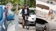 Courtoisie: piétons, cyclistes, automobilistes, voici ce qui vous irrite le plus sur la route