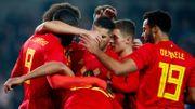 Les Diables Rouges conservent leur 5e place au classement FIFA