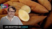 Recette de Carlo: yacon belle Hélène