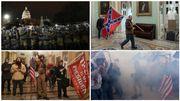 Les réactions des artistes face aux événements à Washington