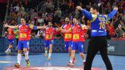 L'Espagne championne d'Europe de handball en battant la Suède