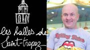 Une boîte de nuit de Saint-Tropez se transforme en hall gastronomique et accueille la frite Belge
