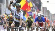 Peter Sagan gagne une 3e fois et entre dans l'histoire de Gand-Wevelgem