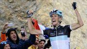 """Un Tour, un exploit : 2011, Andy Schleck, l'Ange du Galibier, le vainqueur """"le plus haut"""" de l'histoire du Tour"""