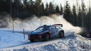 Revivez tous les temps forts du Rallye de Suède en huit minutes