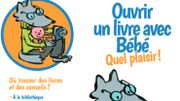 L'ONE offre un livre aux bébés pour promouvoir la lecture comme source de plaisir