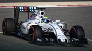 Williams F1 de retour dans le vert