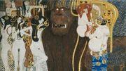 """L'Autriche peut conserver la """"Frise Beethoven"""" de Klimt"""
