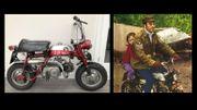 La Moto de John Lennon vendue 57000£