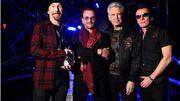 U2 : un titre live en vidéo