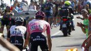 Le Giro 2018 partira d'Israël et arrivera au Vatican